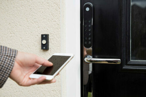 Access Control system installation services in Snellville GA
